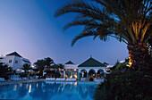 Swimming Pool, Club Valtur, Agadir Marokko