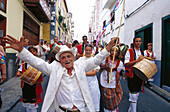 Fiesta de San Roque, Garachio, Tenerife, Canary Islands, Spain