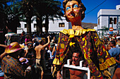 Fiesta de la Rama, Agaete, Gran Canaria Canary Islands, Spain