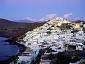 Las Playitas, Fischerdorf, Fuerteventura, Kanarische Inseln, Atlantik, Spanien