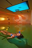 Liquid Sound Pool, Bad Goegging