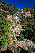 Cascade, Cascade du Voile de la Mariée, Corsica, France