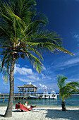 Jetty of Brac Reef Resort, Cayman Brac, Cayman Islands, Carribean