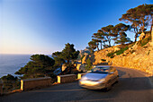 Coastal road to Cap de Formentor, Majorca, Balearic Islands, Spain