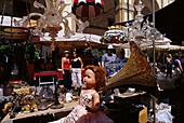 Antiques Market, Arezzo Tuscany, Italy