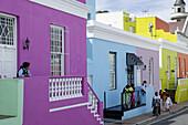 Cape Malay Quarter, Cape Town, West Cape, South Africa