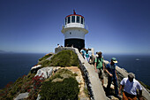 Lighthouse on Cape Hope, Cape peninsula, Western Cape, South Africa