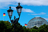 Reichstag, German Parliament Building, Berlin, Germany