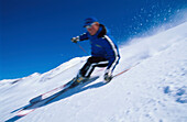 Carving-Skitest, Obergurgl, Sports