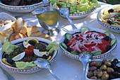 Tunesische Spezialitaeten, Tunesien Food