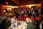 Mariachi-Musiker, El Mexicano, Cancun, Quintana Roo Halbinsel Yucatan, Mexiko