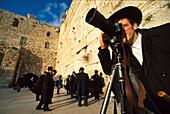 Klagemauer, Jerusalem, Israel
