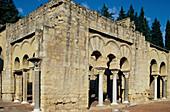 Alcázar, Medina Azahara, Provinz Cordoba Andalusien, Spanien