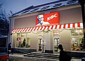 Kentucky Fried Chicken, Arbat Moscow