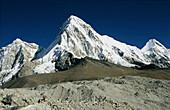 Pumori Mountain, Nepal, Dugla Hill, Lobuche, Asia