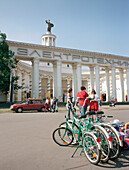 Belarus Pavillion, All-Russian Exhibition Centre, Moscow, Russia