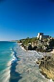 Ruin of Tulum, Yucatan, Quintana Roo, Mexico