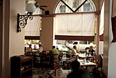 Sansborn Restaurant, Veracruz Mexico