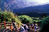 Descent, Sri Papda Adam Peak, , Highlands, Central Provinz Sri Lanka