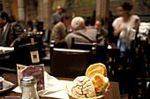 Breakfast in Casa de Azulejos, Centro Hiistorico Mexico City, Mexico