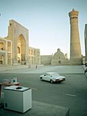 Mosque in Bukhara, Uzbekistan