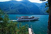 Boat Trip, Gandria, Lago di Lugano, Tessin Switzerland