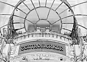 Centromerkur building, Ljubljana Slovenia