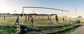 Football Game, Uzbekistan
