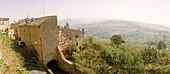 Panoramiv view, San Gimignano, Tuscany, Italy