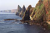 Duncansby Head, near John o´Groats Highland, Scotland
