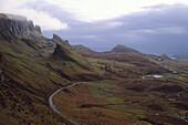 Quiraing, Isle of Skye Scotland