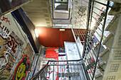 Cultural Center Tacheles, Berlin, Germany