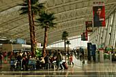 Xian International Airport, China Asia