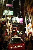 Lan Kwai Fong, Bars, Restaurants Hong Kong