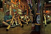 Souvenir shop, Didgeridoo lessons, Souvenir shop, Queensland, Australia