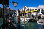 Rialto Bridge, Venice Venetien, Italy