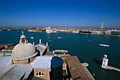View from San Giorgio, Isola, Venice Venetien, Italy