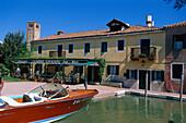Locanda Cipriani, Torcello, Venice Venetien, Italy