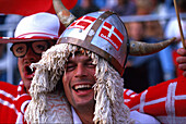 Danish football fans, European championship 1992