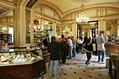 Cafe Gambrinus, Napoli, Neapel, Caffe Gambrinus