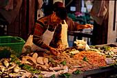 Rialto-Markt, Venedig, Venetien Italien