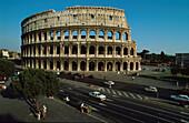 Colosseum, Rome, Latio, Italy, Europe