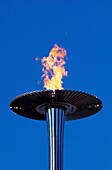 Olympic fire, Sydney, Australia