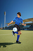Fussballspieler, Capetown Southafrica