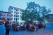 Campo Santa Margherita, Venedig, Venetien Italien
