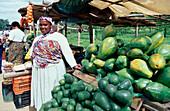 Strassenmarkt, Suedafrika