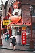Chinatown, Vancouver, British Columbia, Canada