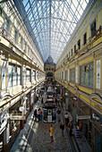 Passage-Warehouse, Newskij-Prospekt St. Petersburg , Russia