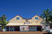 Sun Pictures, the oldest operating outdoor cinema, Broome, Western Australia, Australia