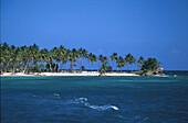 Bacardi Beach, Cayo Levantado Insel, Dominikanische Republik Karibik, Amerika